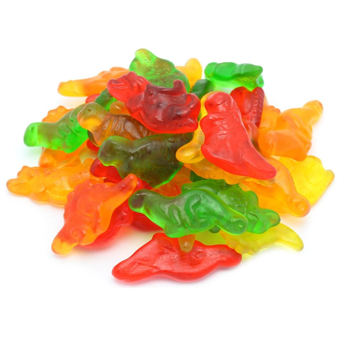 Gummy Dinosaur Asst