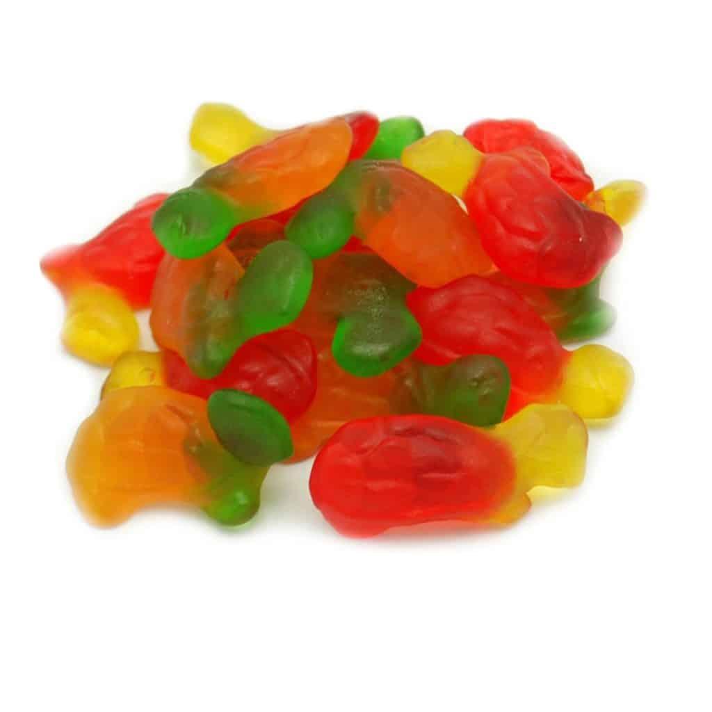 Gummy Turtles Asst