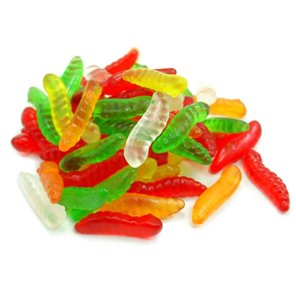 Sugar Free STEVIA Gummy Worm