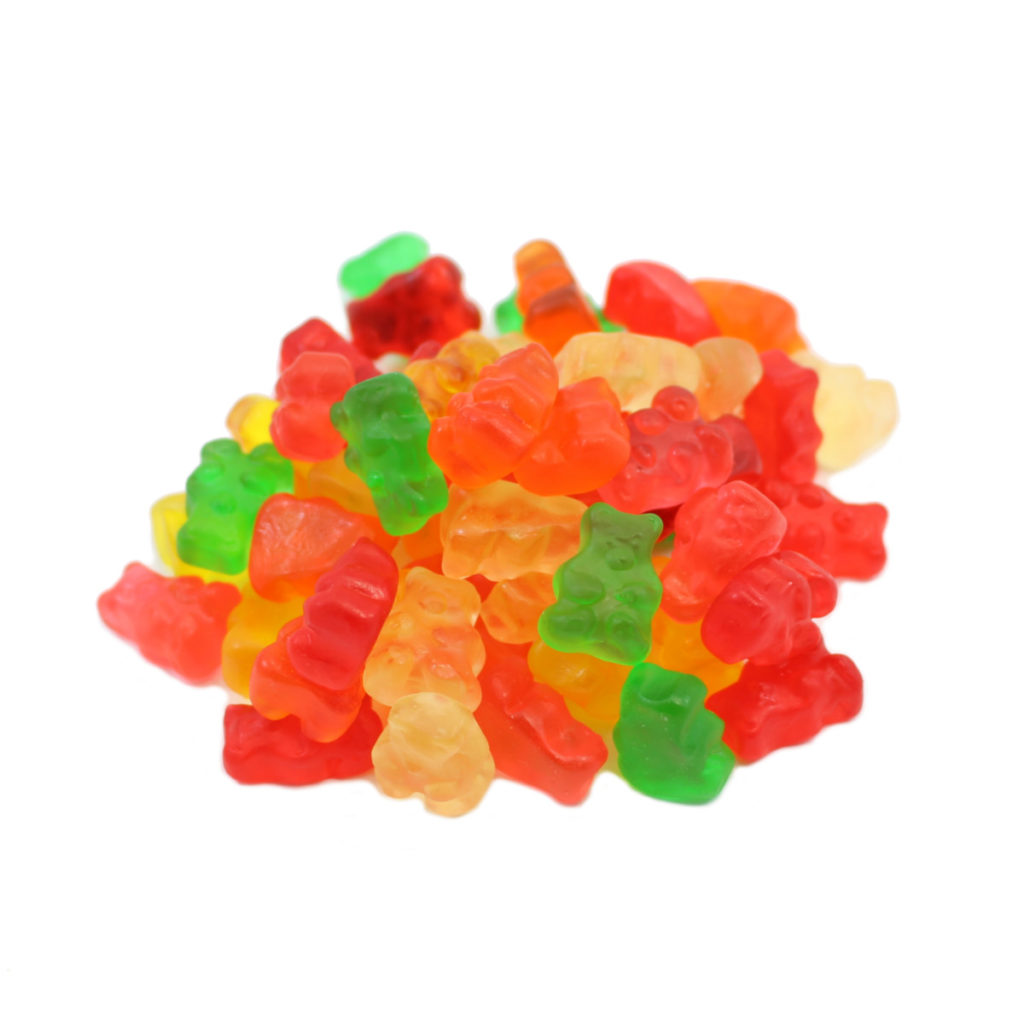 6 Flavor Assorted Gummy Bears
