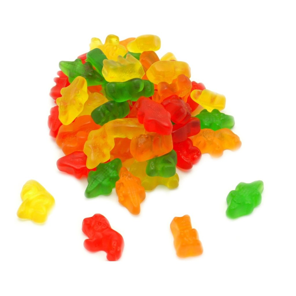 Gummy Zoo Animals